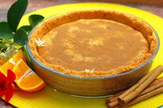 Visit the post for more. South African Desserts, Milk Tart, Sweet Pie, Cornbread, Cooking Recipes, Pudding, Tasty, Ethnic Recipes, Food