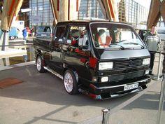 VW T25 Doka
