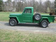 1962 Willys Jeep Pickup Truck. ) Sweet Rides