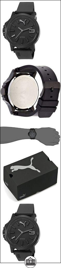 Puma - Reloj de cuarzo unisex  ✿ Relojes para mujer - (Gama media/alta) ✿
