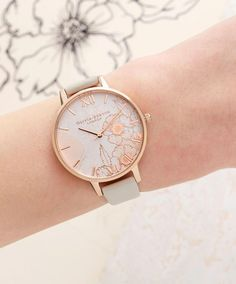 Abstract Florals Vegan Nude & Rose Gold – Watch for everyone Trendy Watches, Cool Watches, Watches For Men, Cheap Watches, Ladies Watches, Affordable Watches, Accesorios Casual, Seiko Watches, Beautiful Watches