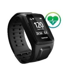TomTom Spark GPS Multi-Sport Fitness Watch with Heart Rate Monitor - Large Strap, Black: Amazon.co.uk: Electronics