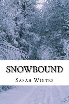 On TheDailyBrewConnection: Snowbound, a Romance Novel by New Wyoming Writer, Sarah Winter by Amy Kampstra  @smidgennuggets