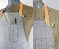 Image result for workshop apron pattern