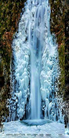 Frozen Galos Oregon