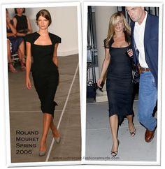 Roland Mouret Titanium Dress