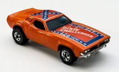 Hot+Wheels+1981++Dixie+Challenger+by+RenesansWheels+on+Etsy,+$25.00