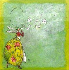 Wonderfully whimsical art from French illustrator, Gaëlle Boissonnard ~