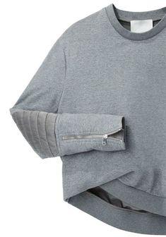 Sweatshirt Revamped