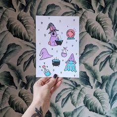 Paint Pens, Lyon, Art Supplies, Rabbit, Illustration, Painting, Instagram, Bunny, Rabbits
