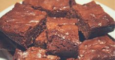 Brownies Recipe is a tasty & super delicious American dish. American Dishes, American Food, American Recipes, Brownie Recipes, Cookie Recipes, Dessert Recipes, Desserts, Healthy Eating Challenge, Indian Food Recipes