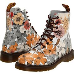 I really do need to update my Doc Marten's.  These definitely fit the bill.
