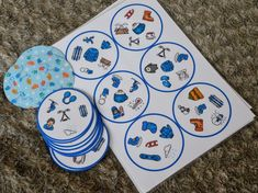 Printable games: dobble & memory – Witaj w kopalni pomysłów! Learning Shapes, Home Learning, Games For Toddlers, Toddler Activities, Polo Norte, Shape Games, Free Puppies, Kindergarten Design, Early Math