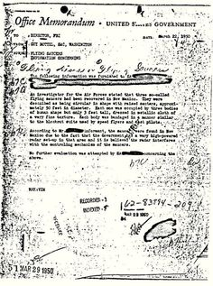 Memo on puported UFO discovery in New Mexico becomes most read file in FBI's electronic reading room