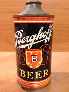 Berghoff Beer - Low Profile Berghoff Brewing Co. Ft. Wayne, IN