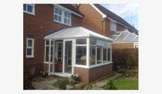 The pitch of an Edwardian conservatory roof and indeed the direction of the ridge can be changed to suit practically any property (even those with height restrictions such as bungalows) providing a classic addition to your home.