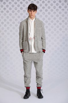 Band of Outsiders Fall 2014 Menswear Collection - Vogue