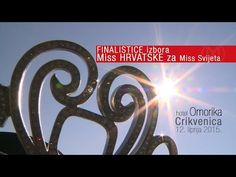 Miss Croatia World 2015 Live Telecast, Date, Time and Venue