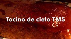 Tocino de cielo Thermomix TM5