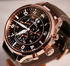 ZENO Super Oversized CHRONO mit Big Date ,55 mm, Hersteller-Garantie - NEUWERTIG only at ebay Store-Shop watch4you_bern