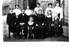 Steve Whitwam's Colne Valley genealogy website