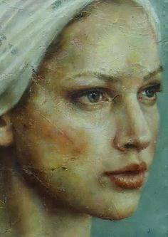 'Small and Beautiful Pretences' III...Artwork of Pam Hawkes. -Penny-