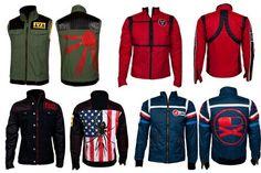 """killjoy jackets """"ψ(`∇´)ψ"""
