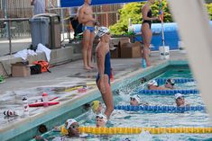 They are out there; in our pools, on our teams, and in our lanes. The swimmers who, for whichever of the following reasons, have a particularly adept way of making us go a little crazy. Here are 12 ways that our swimmers drive us a little mental: 1. Hot Breath Harry. At the wall after…