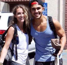 Alexa and Carlos PenaVega (The 1st married couple to compete on DWTS together!)