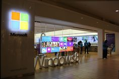 Microsoft Windows 8 store Classes