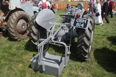 Image result for old grey fergie tractor