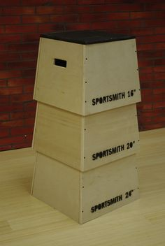 building plyometric boxes plyo boxes fit as mud pinterest