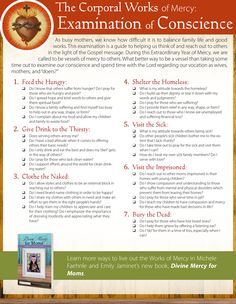 "During this Extraordinary Jubilee of Mercy, Pope Francis has called us to especially live out the Corporal and Spiritual Works of Mercy.   In December, we shared one of our most popular (and free) downloadable resources: the Divine Mercy for Moms ""Spiritual and Corporal Works of Mercy Checklists for Busy Moms.""   We've seen them on …"