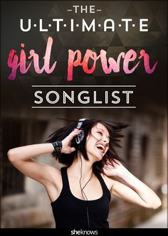Awesome girl power songs every mom should share with her daughter . and add to her playlist! bossbabe The Effective Pictures We Offer You About Music images Best Rap Songs, Pop Songs, Songs To Sing, Music Songs, Mother Daughter Songs, Mom Daughter, Daughters, Empowering Songs, Girl Power Songs