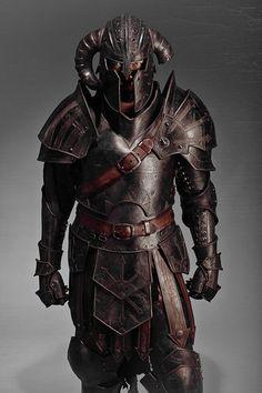 Kewl leather armor!