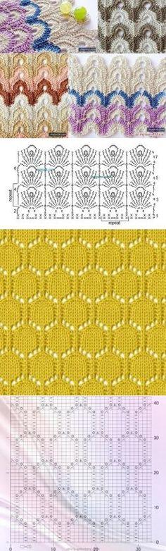 knitting patterns...♥ Deniz ♥.