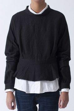 Toujours Back String Shirt   https://www.envoyofbelfast.com/shop/917/toujours-/back-string-shirt