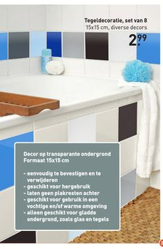 Emejing Tegelstickers Badkamer Xenos Images - New Home Design 2018 ...