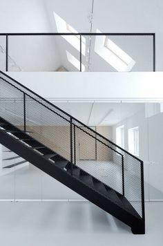 Cable Industrial Staircase Railing, Rs 1200 /feet, M/S Thakur Engg.