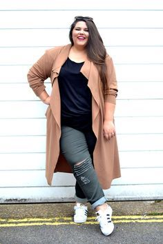 Tons of brands have started catering to curvy girls, expanding their clothing lines for plus size women...plus size women, with plus size wallets. While there are many boutiques out there offering plus size clothing at prices a bit out of our... #affordable #affordableclothing #buy