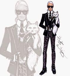 #Hayden Williams Fashion Illustrations #Happy Birthday Karl Lagerfeld! Hayden Williams, Art Sketches, Illustration Sketches, Fashion Illustrations, Fashion Drawings, Fashion Sketches, Fashion Artwork, Croquis, Beautiful Sketches