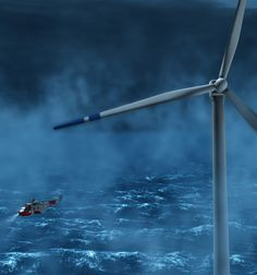 Floating Wind Farms  AWESOME!!  http://alternativeenergysourcereview.com/
