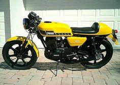 1979-Yamaha-RD400 Old school sickness