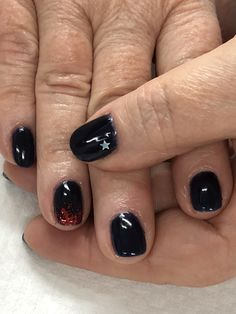 Best fails design red glitter of july ideas Blue Sparkles, Red Glitter, Pink Bling, Pink Lace, Shellac, Gel Nails, Epic Fail Photos, Patriotic Nails, Best Fails