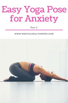 A collection of beginner-friendly yoga poses for tackling tension and soreness created by anxiety and stress! Feel brand new after doing these asanas #yogaposes #yogaposesforbeginners #yogaforbeginners #yogaforanxiety #yogaforstress #yogaposes #yogaforstressandanxiety #yogaforstressrelief