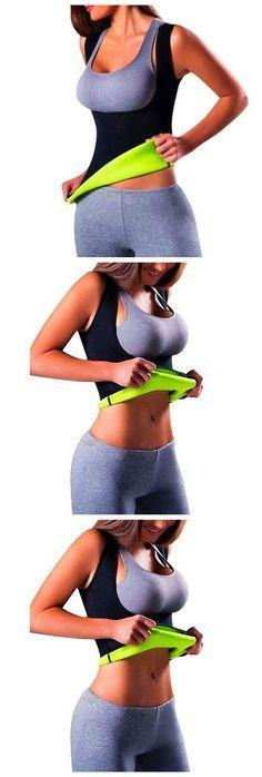 Slimming Adjustable Sauna Waist Trainer Body Shaper