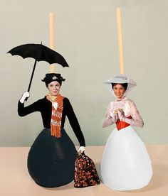 "Planning a Mary Poppins-themed party and want to make the cutest cake pops ever? Our printable cake pop toppers are just the trick to turn your cake pops into ""practically perfect""."