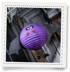 DIY Lantern Bat How-To - Party City