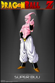 dragon_ball_z___super_buu_by_tekilazo-d49dz0n.jpg (730×1095)