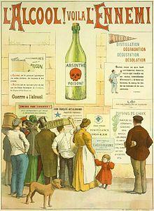 Alcoolisme — Wikipédia